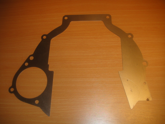 Engine / Bellhousing spacer plate