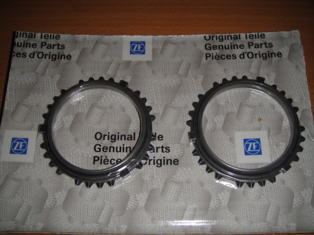 zf steel syncro rings